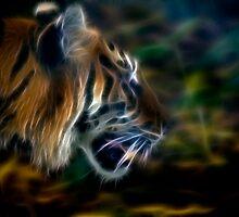 Jungle Spirit by Sue Wilson (Kane)