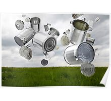 Can & Foil Recycling Poster