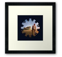 S.T.A.Y. Framed Print
