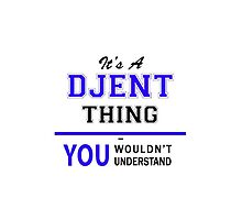 It's a DJENT thing, you wouldn't understand !! by yourname