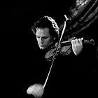 Violin by John Armstrong-Millar