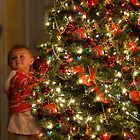 Our Tree Re decorator by jeanlphotos