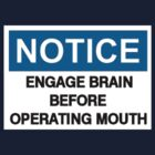 Engage Brain by Dave Moilanen
