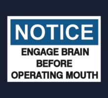 Engage Brain by Dave Moilanen