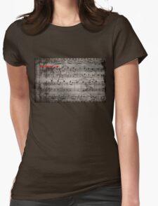 Mozart notes T-Shirt