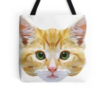 Crystalline Cat Tote Bag