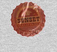 Sunset Sarsaparilla Bottle Cap T-Shirt