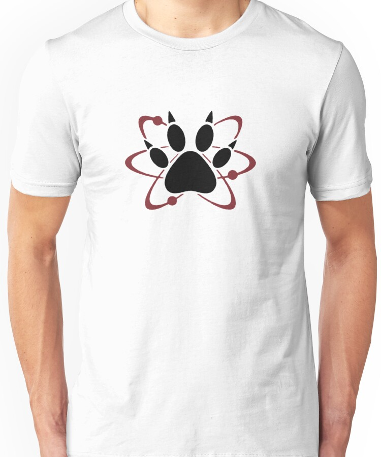 The Walking Dead - Atomic Paw Unisex T-Shirt