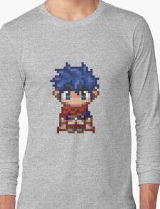 Pixel Ike - Fire Emblem : Path of Radiance Long Sleeve T-Shirt