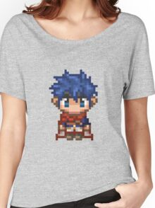 Pixel Ike - Fire Emblem : Path of Radiance Women's Relaxed Fit T-Shirt