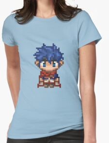 Pixel Ike - Fire Emblem : Path of Radiance Womens Fitted T-Shirt