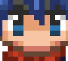 Pixel Ike - Fire Emblem : Path of Radiance Sticker