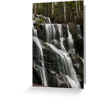 Torongo Falls 1 Greeting Card