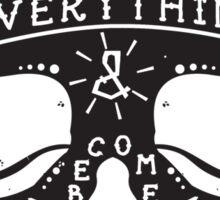 Fuck Everything Sticker