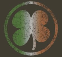 Shamrock Fade t shirt by iEric