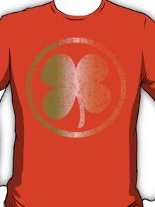 Shamrock Fade t shirt T-Shirt