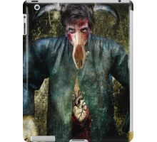 Cancer's Illustrated Heart iPad Case/Skin