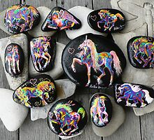 The new Rock'N'Ponies  by louisegreen