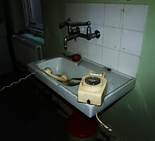 telephone? by evilpigeon