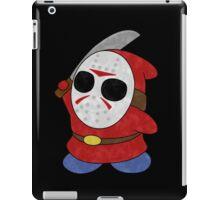 Shy Guy Jason Style iPad Case/Skin