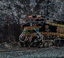 BNSF by brianhbradley