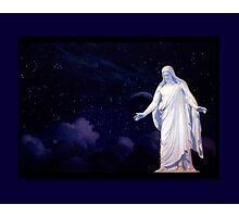 Jesus Christ - Christus Statue Photographic Print
