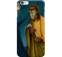 Song of the Owl iPhone Case/Skin