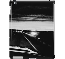 Chase function whenched iPad Case/Skin