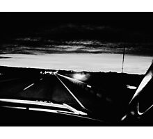 Chase function whenched Photographic Print