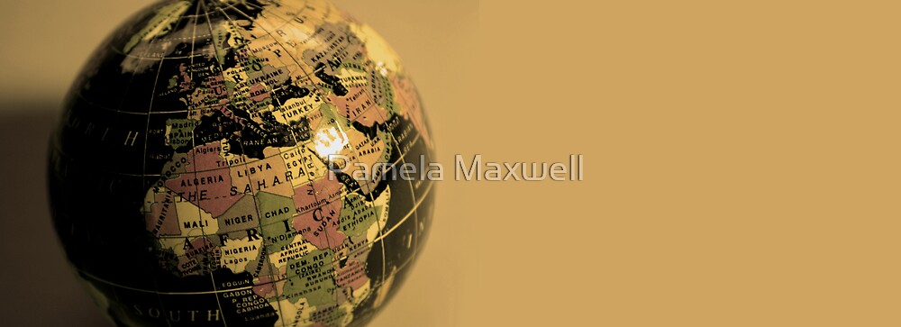 The Whole World by Pamela Maxwell