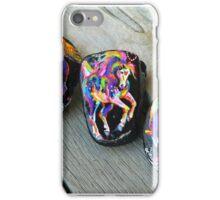 Rock'N'Ponies - POWER PONY I & FREE SPIRIT Ponies iPhone Case/Skin