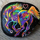 Rock'N'Ponies - FREE SPIRIT PONY #1 by louisegreen