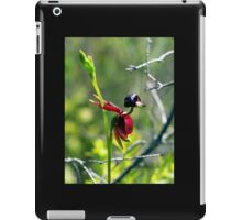 The Flying Duck Orchid iPad Case/Skin