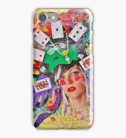 Play or gamble iPhone Case/Skin
