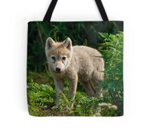 Arctic Wolf Pup - Update Tote Bag