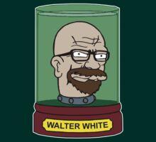 Walter White Futurama Jar Head Mashup by TapedApe