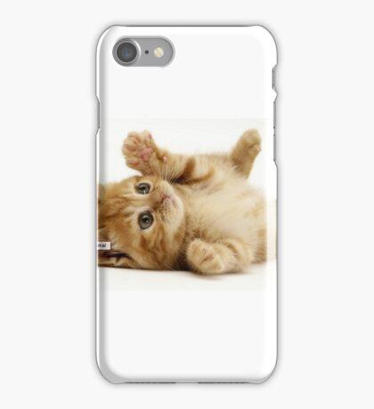 My cute cat <3333 iPhone Case/Skin