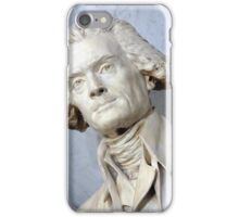 A Thomas Jefferson Bust iPhone Case/Skin