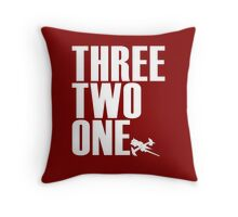 Space Jam Count Down (Alternate) Throw Pillow
