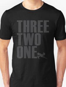 Space Jam Count Down Unisex T-Shirt