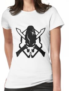 Halo Legendary Womens Fitted T-Shirt