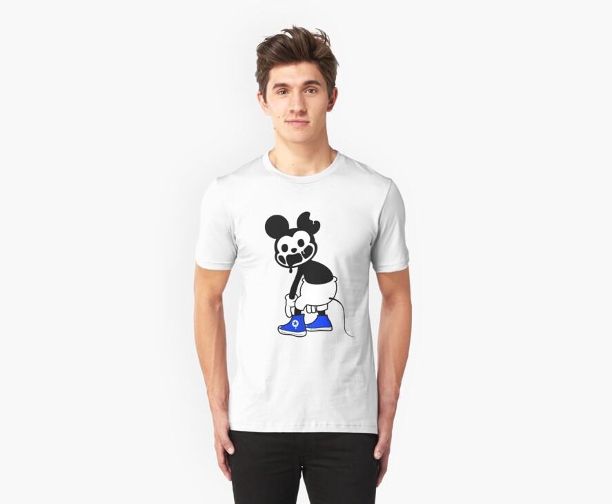 Mickey Melt by Boz Beckmann