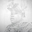 Marcus Garvey by Charles Ezra Ferrell