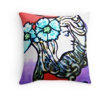 Nouveau Throw Pillow