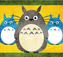 Totorow by hylianjess
