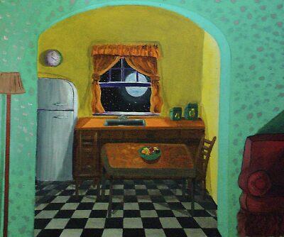 Midnight in the Kitchen by Rita Deegan