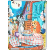 Disney Lady and The Tramp Tony's iPad Case/Skin
