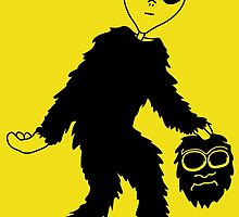 Bigfoot Hoax by fredwest