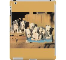 The Gang's All Here! iPad Case/Skin