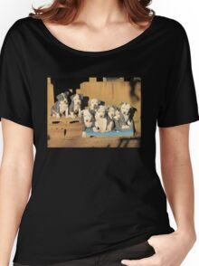 The Gang's All Here! Women's Relaxed Fit T-Shirt
